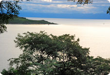 Tanganyika Lake  (D. de Lame ©)